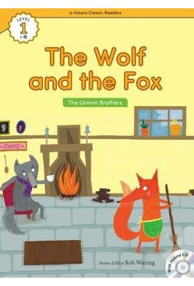 The Wolf And The Fox +Hybrid Cd (Ecr Level 1)