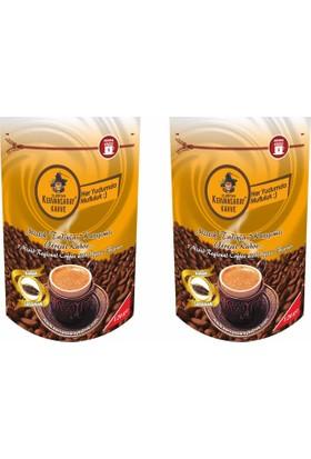 Kervansaray Elbistan Kervansaray 7 Karışımlı Yöresel Kahve Kakuleli Kahve 120 Gr x 2 Adet