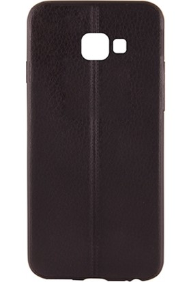 Sunix Vizyonmobil Samsung Galaxy A7 2016 Dikişli Silikon Kılıf + Jelatin