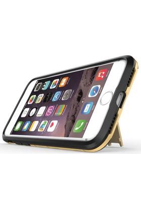 Eiroo Iron Armor iPhone 7 Standlı Ultra Koruma Kılıf