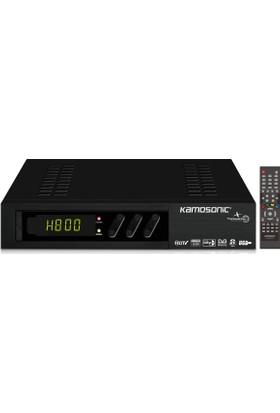 Kamosonic Ks-Hd 1516 Full Hd 1080P Uydu Alıcısı