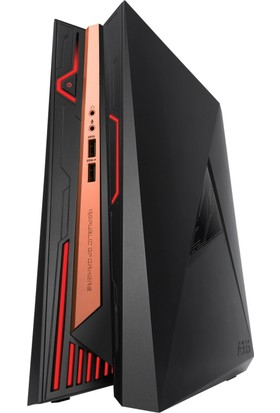 Asus ROG GR8II-T049M Intel Core i5 7400 8GB 256GB SSD GTX1060 Freedos Masaüstü Bilgisayar