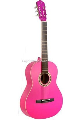 Carissa-Cg-160 Pink(Pembe) Klasik Gitar