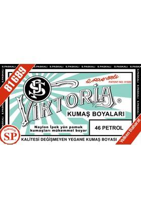 Viktoria Kumaş Boyası Petrol