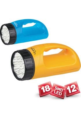 Onas-302 Şarjlı EL Feneri