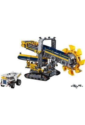 LEGO Technic 42055 Küreme Tekerli Ekskavatör