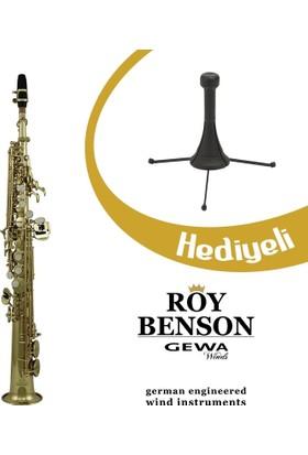 Roy Benson SS-302 Soprano Saksafon