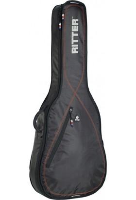Ritter RGP2-B-BRD (Black - Red) Bas Gitar Kılıfı