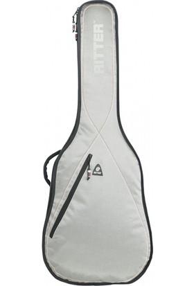 Ritter RGP2-B-SRW (Silver Grey - Red - White) Bas Gitar Kılıfı