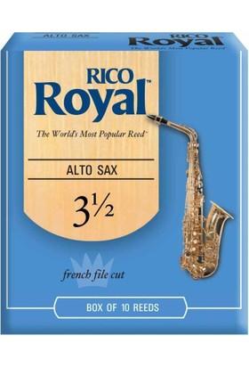 Rico Royal RJB1035 Alto Sax Kamışı No:3,5