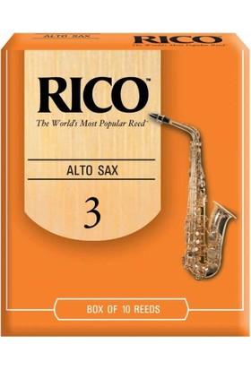 Rico RJA1030 Alto Sax Kamışı No:3