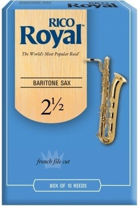Rico Royal RLB1025 Bariton Sax Kamışı No:2,5