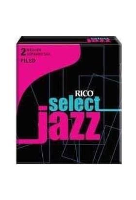 Rico Jazz Select RSF10SSX2M Soprano Sax Kamışı No:2 Medium