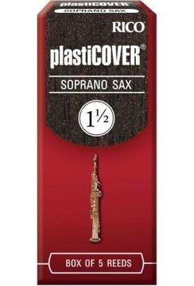 Rico Plasticover RRP05SSX150 Soprano Sax Kamışı No:1,5