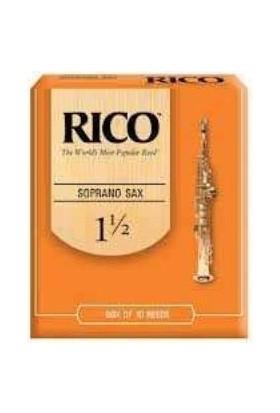 Rico RIA1015 Soprano Sax Kamışı No:1,5