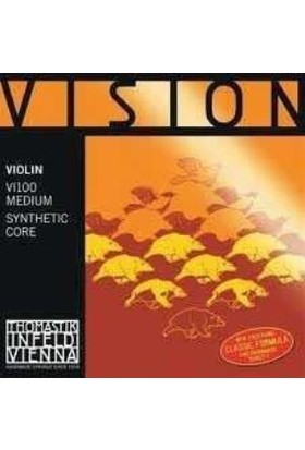 Thomastik Vision VI 100 Keman Teli