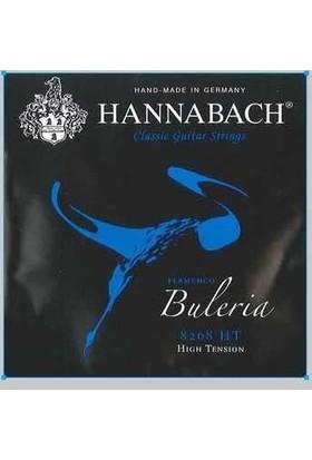 Hannabach 8268 HT Flamenko Gitar Teli (Alt 3lü Set)