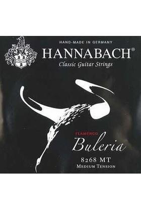 Hannabach 8268 MT Flamenko Gitar Teli (Alt 3lü Set)