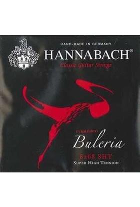 Hannabach 8268 SHT Flamenko Gitar Teli (Alt 3lü Set)