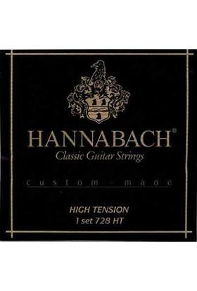 Hannabach 728 HT Klasik Gitar Teli