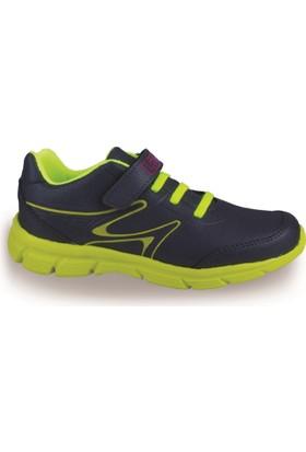 Lig Orion Kışlık Lacivert 02 Çocuk Spor Ayakkabı