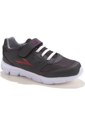 Lig Pantos Yazlık Antrasit 04 Çocuk Spor Ayakkabı