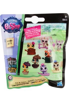 Minişler Pet Shop Littlest Sürpriz Paket A8240