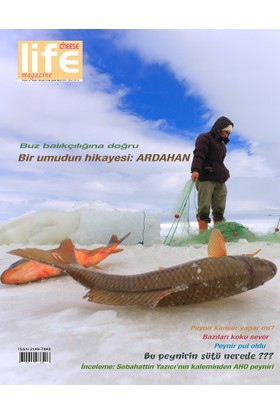 Cheese Life Magazine Dergisi