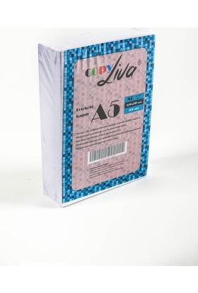 Copy Liva A5 80 gr. Fotokopi Kağıdı 500 sf.