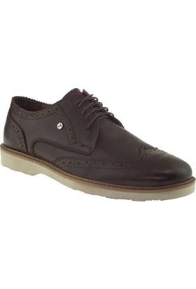 Banner 125-250 Oxford Casual Kahverengi Erkek Ayakkabı