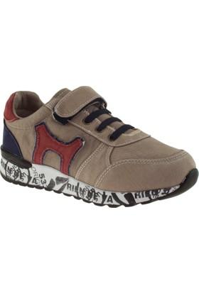 Jump 15677 Bej Çocuk Spor Ayakkabı