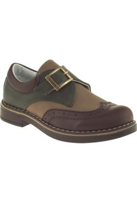 Vicco 951.Z.334 Çocuk Kahverengi Çocuk Ayakkabı