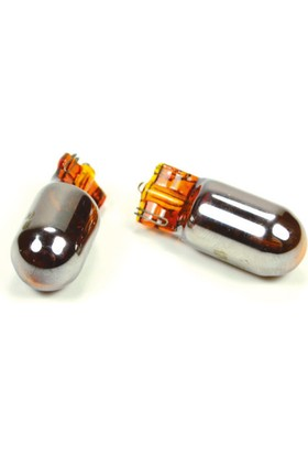 PHOTON W5W T10 12V CHROME Natural Amber TURUNCU IŞIK PH5541 CRA