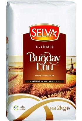 Selva Buğday Unu 2 kg