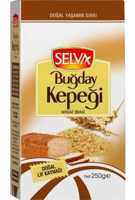 Selva Buğday Kepeği 250 gr
