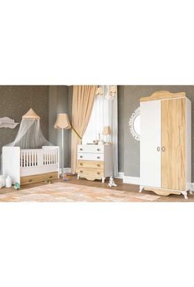 Babi Baby Zümrüt Mini Bebek Odası Takımı