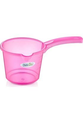 Baby Jem Art-332 Bebek Banyo Maşrapa Şeffaf
