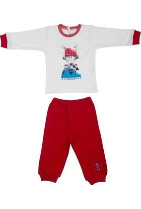 Bebepan 8421 Dance Kızlı 2'li Bebek Takımı