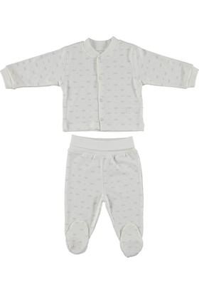 Bebetto F865 Taç Penye Mini Bebek Pijama Takımı