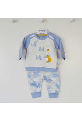 Caramell 2856 Bebek Alt Üst Takım