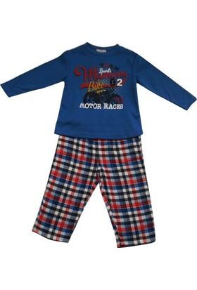 İdil 4792 Erkek Çocuk Pijama Takımı