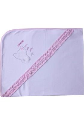 İdil Baby 6536 Kız Bebek Battaniyesi