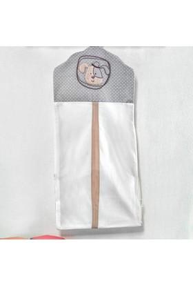 Kidboo Sweet Dreams Bebek Kirli Çamaşır Torbası 30X65