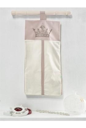 Kidboo Royal Vanilla Bebek Çamaşır Torbası