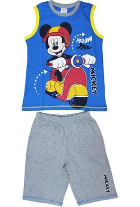 Mickey Mouse Mc3929 Pijama Takımı