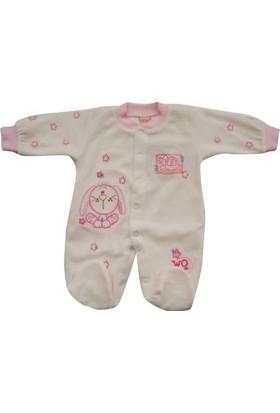 Sebi Bebe 52307 Yıldızlı Köpekli Patikli Bebek Tulum
