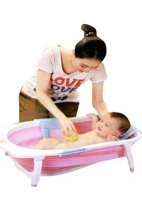 Sebi Bebe 533310 Portatif Katlanabilir Bebek Banyo Küveti