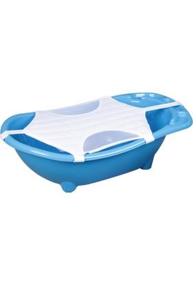 Norfolk Muju Muju Baby Shower Bebek Banyo Küveti - Mavi