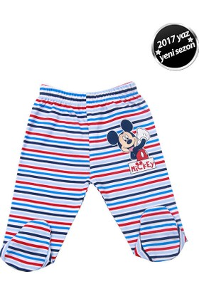 Disney Mickey Mouse 2'li Patikli Pantolon