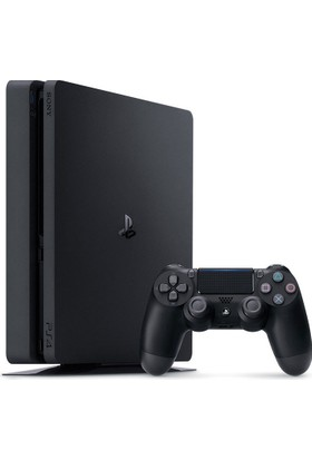 Playstation 4 PS4 Slim 1TB- Türkçe Menü